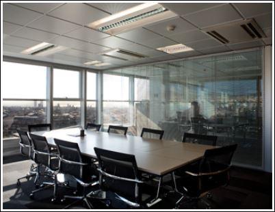 Reforma interior oficinas