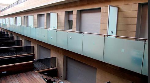 Edificio plurifamiliar Barcelona